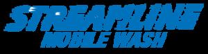 Streamline Mobile Wash Logo